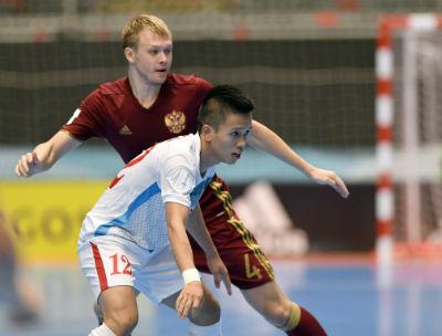 Chi tiết Futsal Việt Nam - Nga: Chênh lệch trình độ (KT) - 4