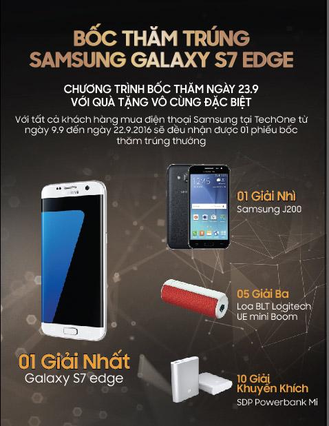 Tặng Samsung S7 Edge khi tham dự mở bán J7 Prime - 3