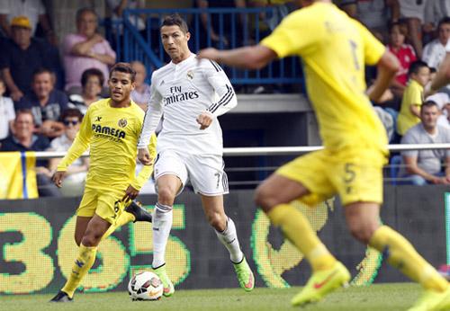 Real Madrid – Villarreal: Hỏa lực mạnh nhất - 1