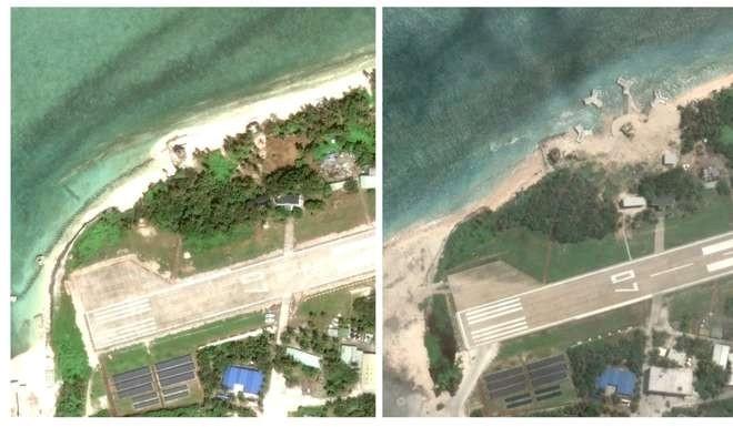 Đài Loan xây 4 công trình phi pháp trên đảo ở Trường Sa - 2