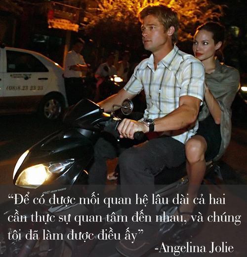 """Những phát ngôn tình yêu """"để đời"""" của cặp Jolie - Pitt - 12"""