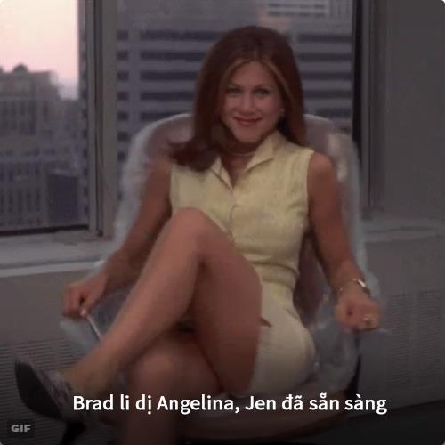 Vợ cũ Jennifer Aniston nói gì về cuộc chia tay Brangelina - 2