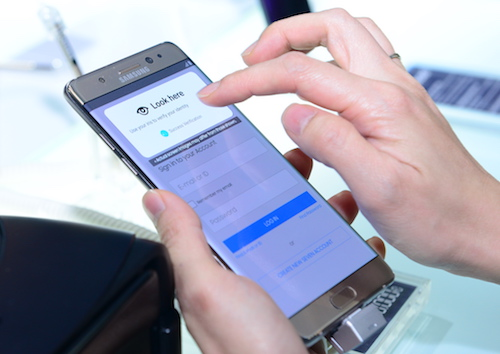 Samsung Việt Nam chỉ cách nhận diện Galaxy Note7 an toàn - 1