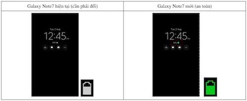 Samsung Việt Nam chỉ cách nhận diện Galaxy Note7 an toàn - 4