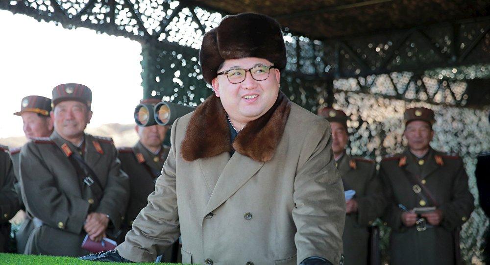 """Mỹ sẵn sàng """"chiến đấu ngay tối nay"""" chống Triều Tiên - 1"""