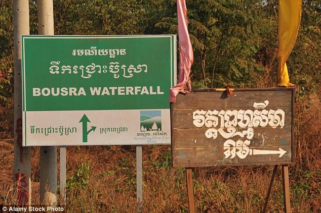 """Campuchia: Voi giết chủ rồi lao theo """"bạn gái"""" vào rừng - 2"""