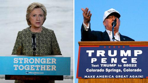 """Ông Trump, bà Clinton """"hại"""" kinh tế Mỹ - 1"""