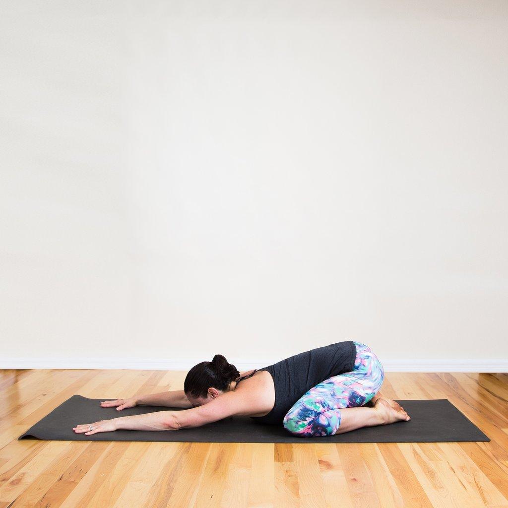 Quá stress? Một vài động tác yoga này hẳn là thần dược! - 3
