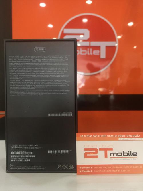 iPhone 7 Plus Jet Black đầu tiên về Việt Nam giá 89 triệu đồng - 1