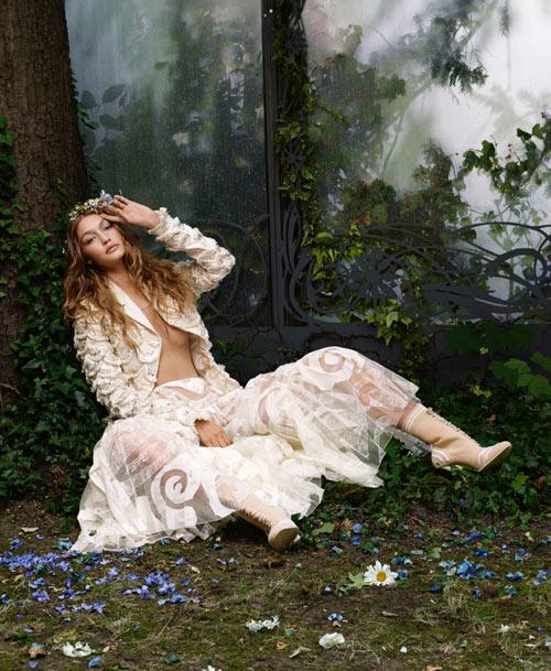 Gigi Hadid hóa công chúa đẹp mộng mị - 3