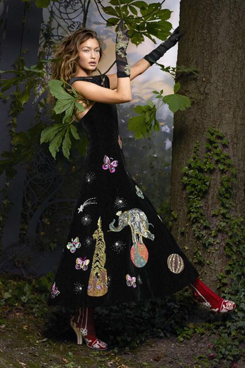 Gigi Hadid hóa công chúa đẹp mộng mị - 6