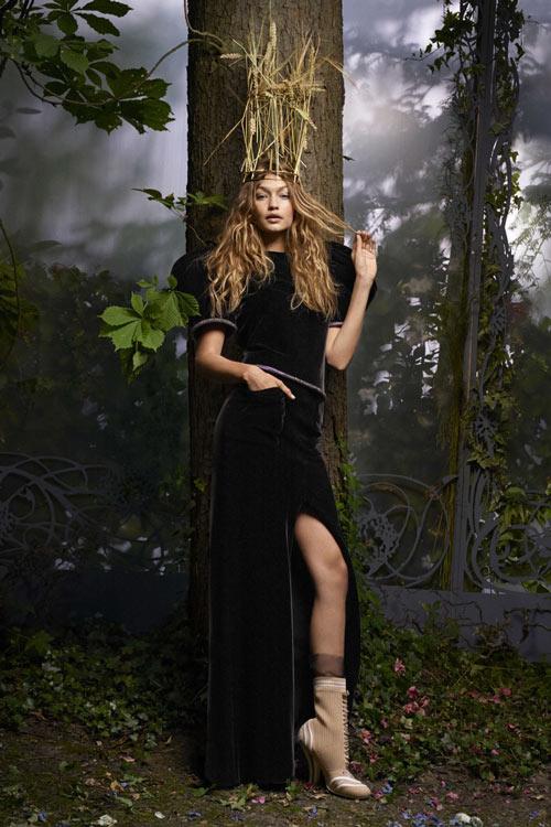 Gigi Hadid hóa công chúa đẹp mộng mị - 8