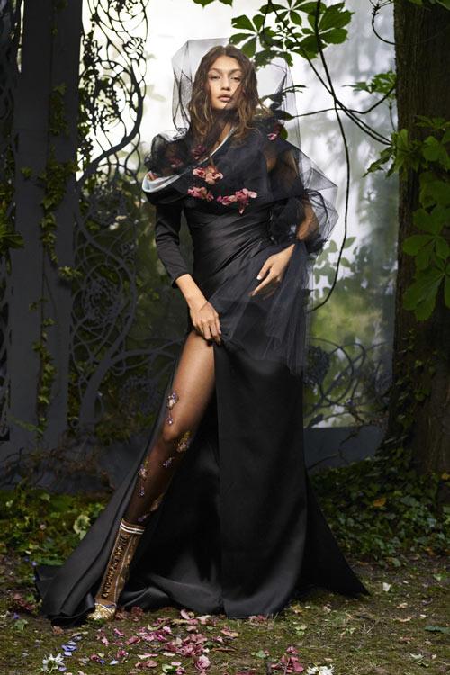Gigi Hadid hóa công chúa đẹp mộng mị - 7