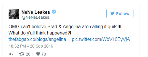Fan và sao ngỡ ngàng vì Angelina và Brad tan vỡ - 7