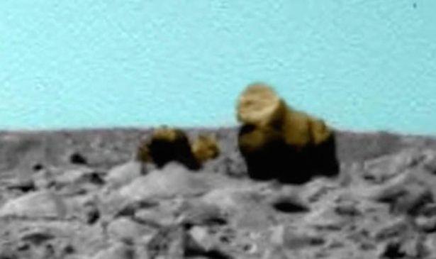 """Soi ảnh NASA, thấy... rắn """"ngoài hành tinh"""" có râu trên Sao Hỏa - 3"""