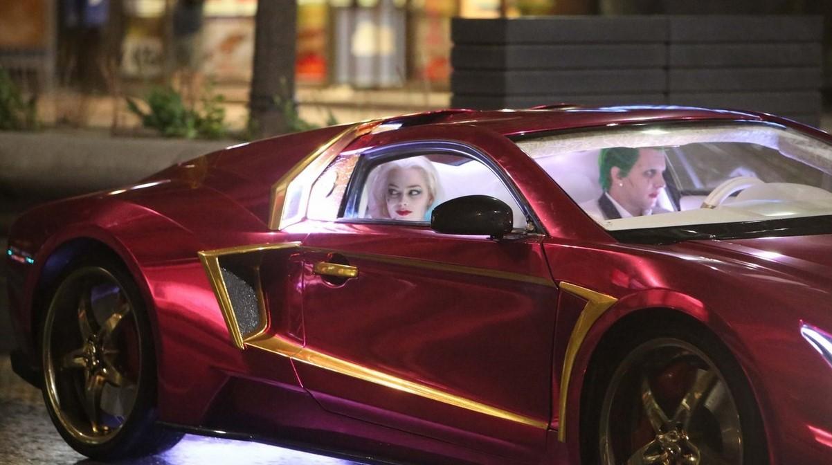 """Clip cận cảnh siêu xe Lamborghini trong """"Biệt đội cảm tử"""" - 2"""