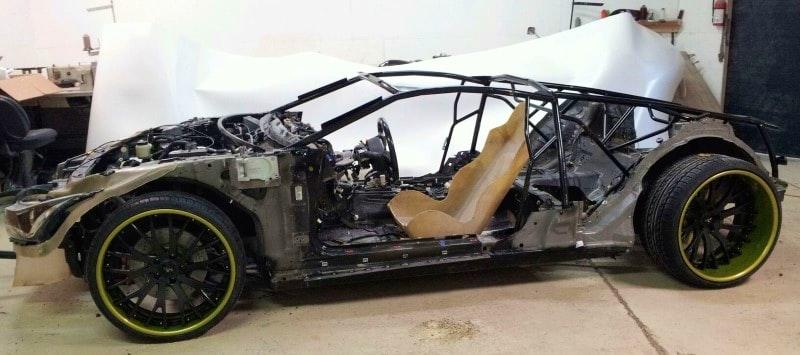 """Clip cận cảnh siêu xe Lamborghini trong """"Biệt đội cảm tử"""" - 3"""