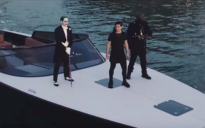 """Clip cận cảnh siêu xe Lamborghini trong """"Biệt đội cảm tử"""" - 5"""