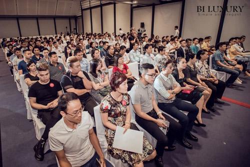 Biluxury dẫn đầu xu hướng thời trang nam Thu – Đông 2016 với show diễn hoành tráng - 1
