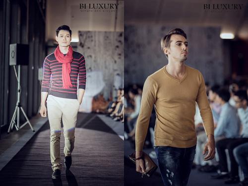 Biluxury dẫn đầu xu hướng thời trang nam Thu – Đông 2016 với show diễn hoành tráng - 2