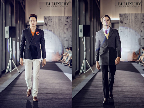Biluxury dẫn đầu xu hướng thời trang nam Thu – Đông 2016 với show diễn hoành tráng - 5