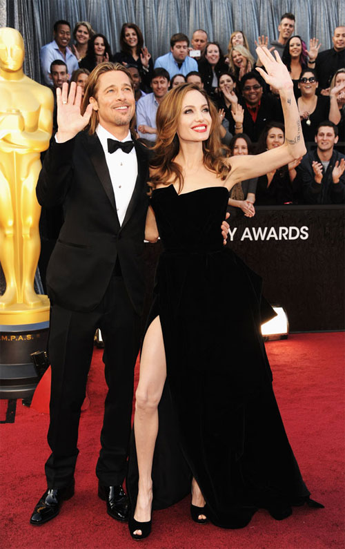 Tiếc nuối ngắm khoảnh khắc thời trang của Jolie - Pitt - 6