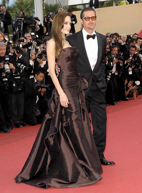 Tiếc nuối ngắm khoảnh khắc thời trang của Jolie - Pitt - 8