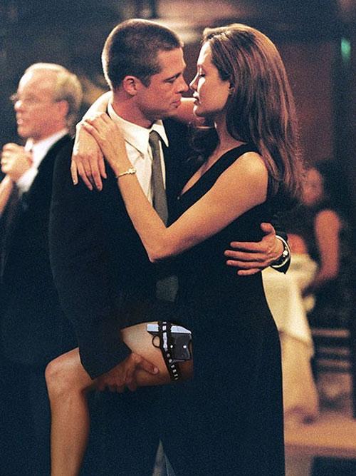 Tiếc nuối ngắm khoảnh khắc thời trang của Jolie - Pitt - 2
