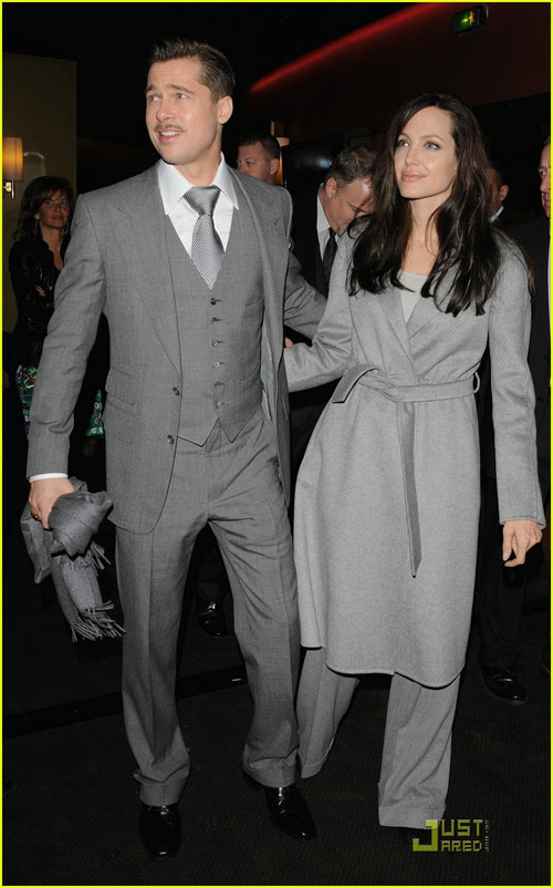 Tiếc nuối ngắm khoảnh khắc thời trang của Jolie - Pitt - 4