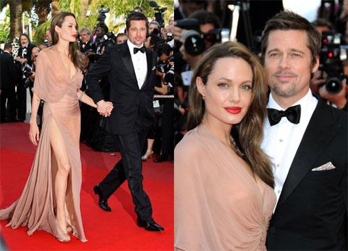 Tiếc nuối ngắm khoảnh khắc thời trang của Jolie - Pitt - 7