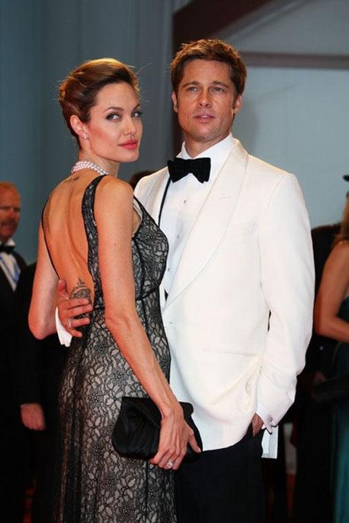 Tiếc nuối ngắm khoảnh khắc thời trang của Jolie - Pitt - 16