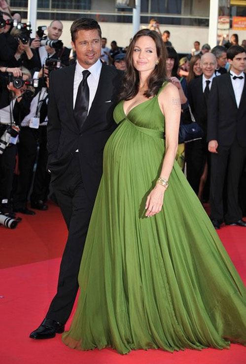 Tiếc nuối ngắm khoảnh khắc thời trang của Jolie - Pitt - 12