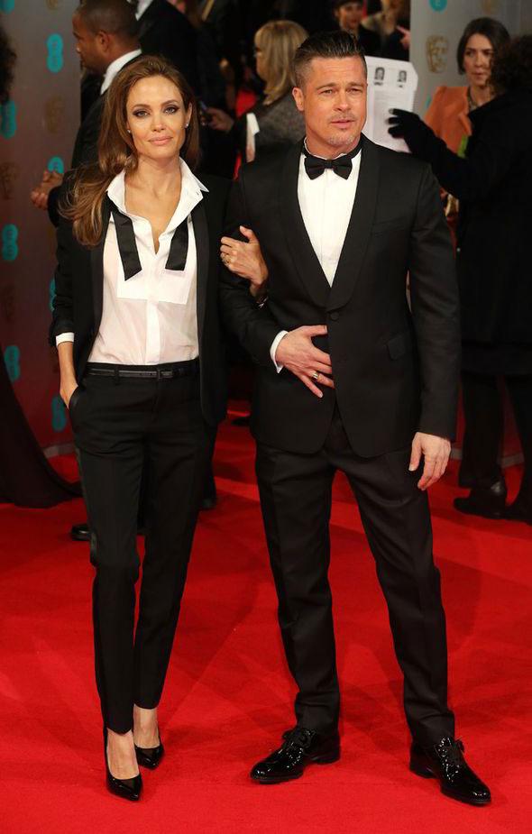Tiếc nuối ngắm khoảnh khắc thời trang của Jolie - Pitt - 10
