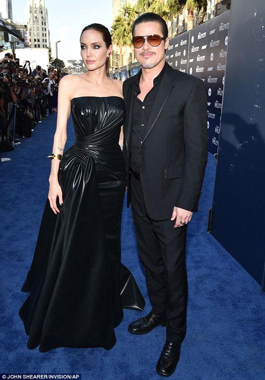 Tiếc nuối ngắm khoảnh khắc thời trang của Jolie - Pitt - 15
