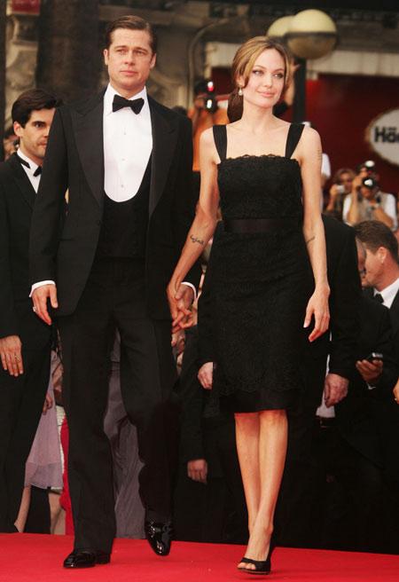 Tiếc nuối ngắm khoảnh khắc thời trang của Jolie - Pitt - 14