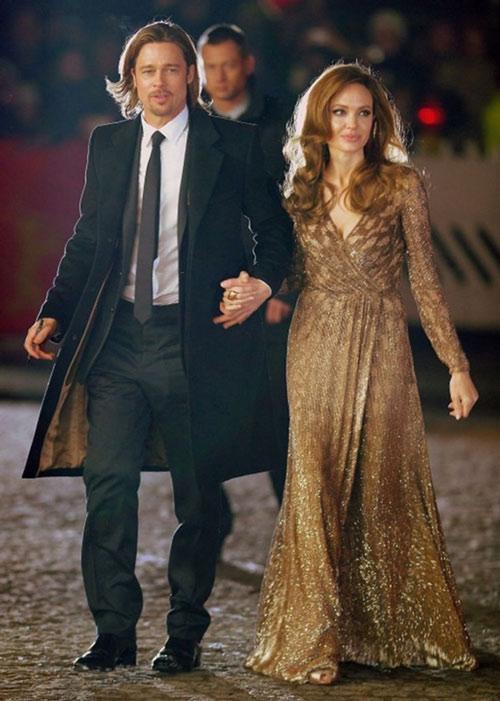 Tiếc nuối ngắm khoảnh khắc thời trang của Jolie - Pitt - 13