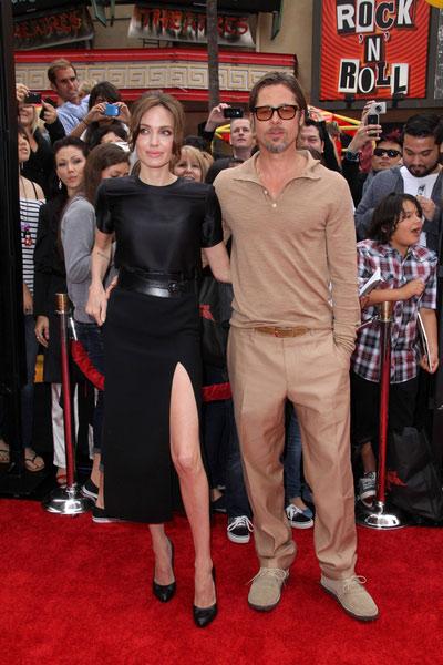 Tiếc nuối ngắm khoảnh khắc thời trang của Jolie - Pitt - 11