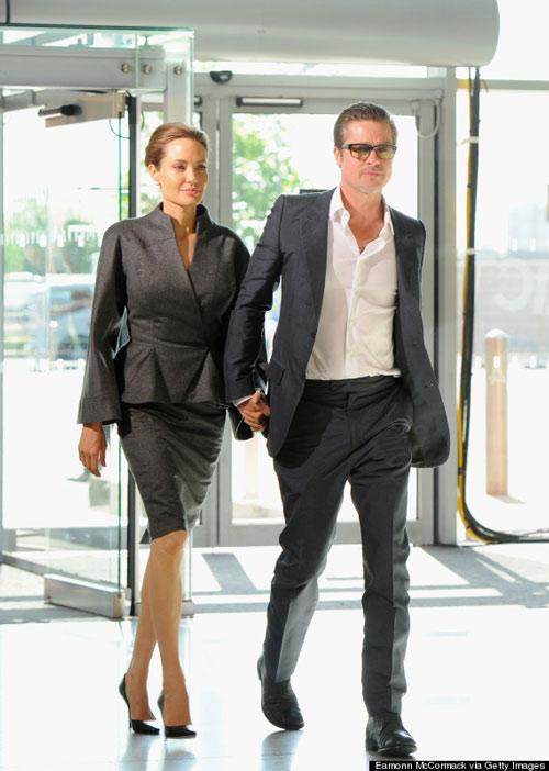 Tiếc nuối ngắm khoảnh khắc thời trang của Jolie - Pitt - 18