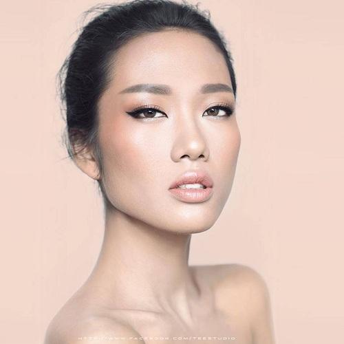 Học lỏm bí kíp làm đẹp từ người mẫu Next Top - 1