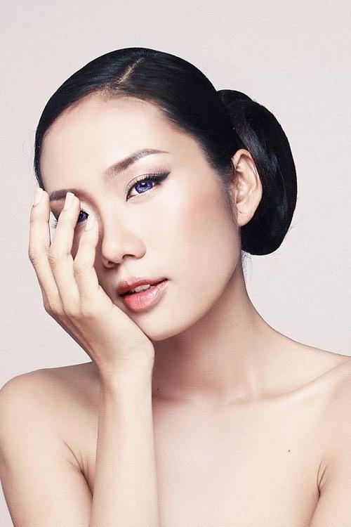 Học lỏm bí kíp làm đẹp từ người mẫu Next Top - 3