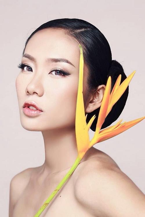 Học lỏm bí kíp làm đẹp từ người mẫu Next Top - 4