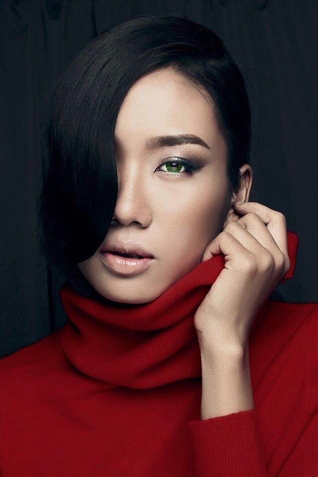 Học lỏm bí kíp làm đẹp từ người mẫu Next Top - 5