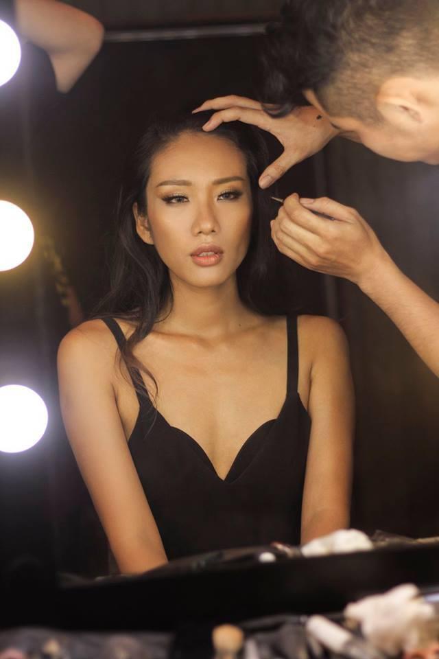 Học lỏm bí kíp làm đẹp từ người mẫu Next Top - 6