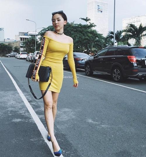 Mỹ nữ Việt ăn vận khỏe khoắn, sành điệu dạo phố - 3
