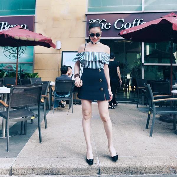 Mỹ nữ Việt ăn vận khỏe khoắn, sành điệu dạo phố - 6