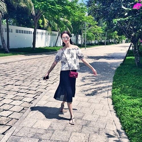 Mỹ nữ Việt ăn vận khỏe khoắn, sành điệu dạo phố - 7