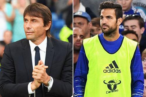 Chelsea: Khi Fabregas bước ra từ bóng tối - 1