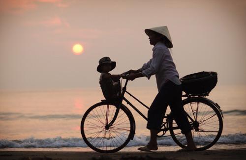 Ký ức tuổi thơ cùng chiếc xe đạp mini - 1
