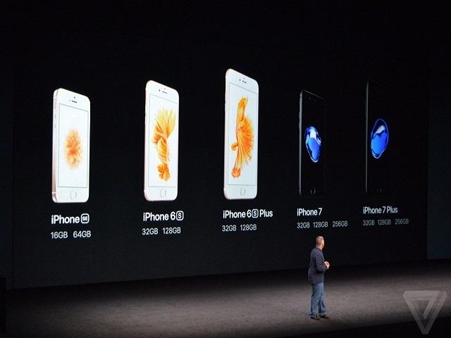 iPhone 7 và 7 Plus dính lỗi không thể kết nối với mạng di động - 1