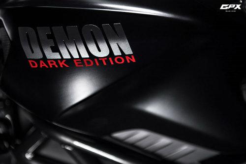 """Ngắm 2016 GPX Racing ấn phẩm """"đen quỷ"""" dũng mãnh - 2"""